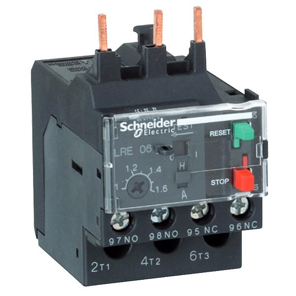 Купить Тепловое реле Schneider Electric TESYS E 7...10A Schneider Electric LRE14 по цене 1314 р. vdl134756