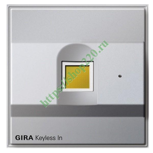 fingerprint gira tx 44. Black Bedroom Furniture Sets. Home Design Ideas