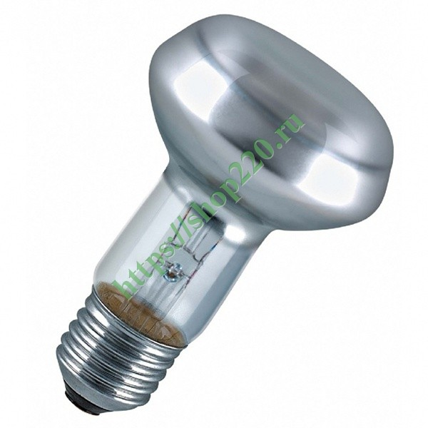 Лампа зеркальная Osram CONCENTRA R63 SPOT 60W 230V 960cd 30° E27 d63x105mm