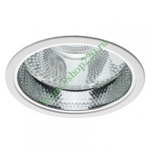 Светильник Downlight TL06-03 2хE27 d193 белый