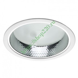 Светильник Downlight TL08-02 2хE27 d225 белый