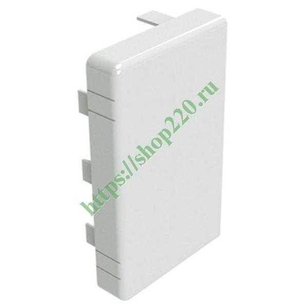 Купить Заглушка LAN  80x40 для кабель-канала DKC In-liner 00871 по цене 82.67 р. в наличии vdl56734