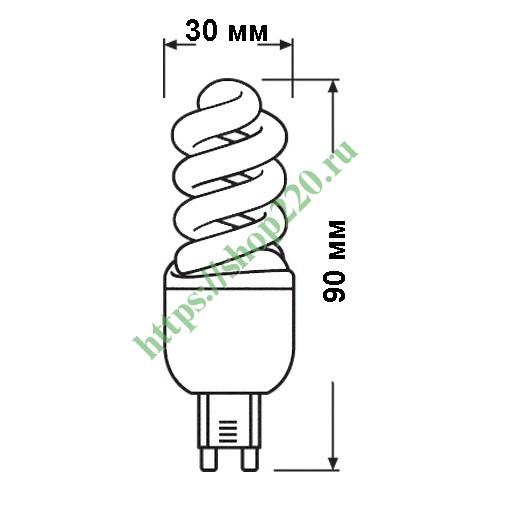 G9 энергосберегающие лампы оптом - Купить оптом g9