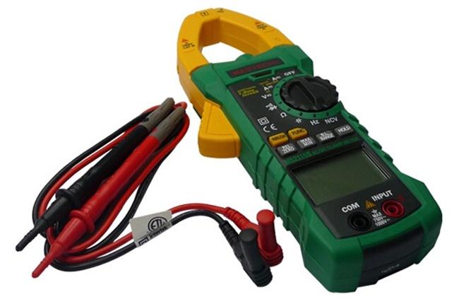 Измерительные приборы (токовые клещи, мультиметры, тестеры, лазерные рулетки)