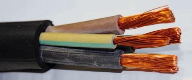 Картинки по запросу кабель в резиновой изоляции