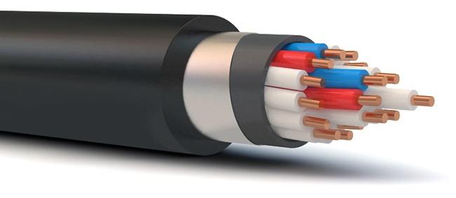 КВВГЭнг кабель контрольный экранированный ru КВВГЭнг кабель контрольный экранированный